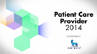 2014 Patient Care Provider Category Finalists