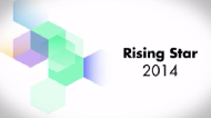 2014 Rising Star Category Finalists