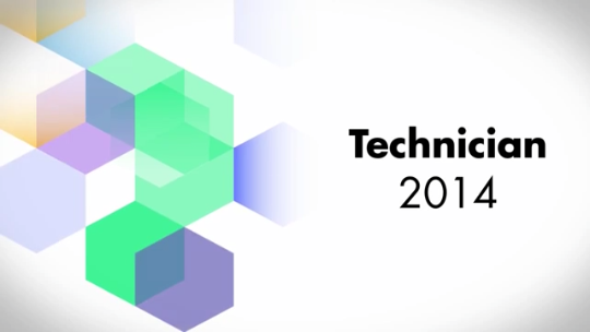 2014 Technician Category Finalists