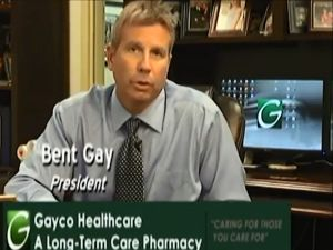 2012 Long-Term Care Pharmacist of the Year: Bent Gay