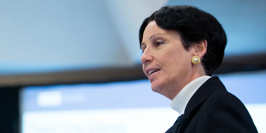 NACDS Top Lobbyist Named Finalist for Prestigious Advocacy Award