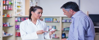 Medication Monitoring: Exploring a New Model for Community Pharmacists