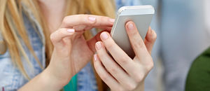 Texting System Benefits Glycemic Control for Teens with Diabetes