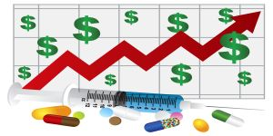 Brand-Name Rx Drug Costs Rose 13% in 2013