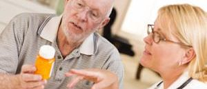 Older Americans Don't Seek Help From Health Professionals for Drug Costs