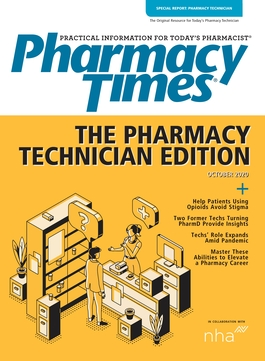 药店Technician Edition October 2020 publication cover