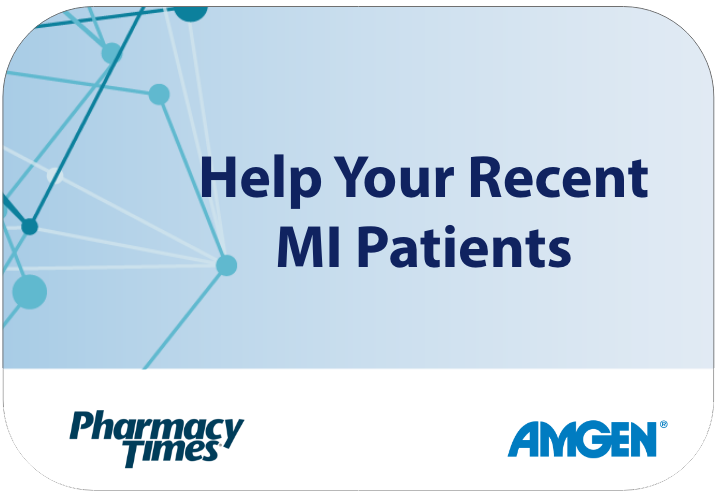 Help Your Recent MI Patients Achieve Lower LDL-C and Reduce the Risk of Another MI