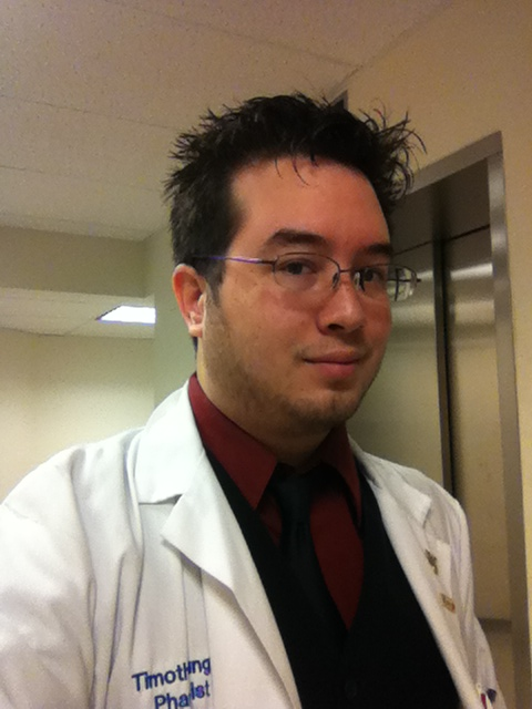 Timothy Aungst, PharmD