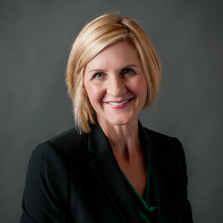 headshot of Beth Lofgren, PharmD, BCPS
