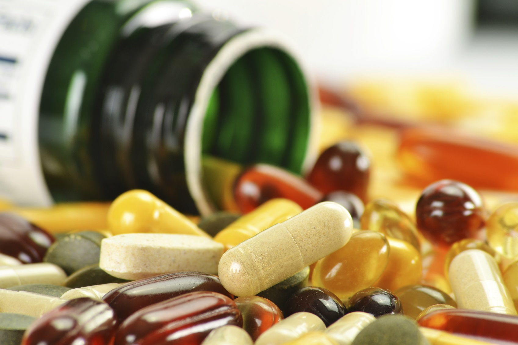Is Too Much of a Multivitamin a Bad Thing?