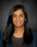 headshot of Ayesha Khan, PharmD, BCPS