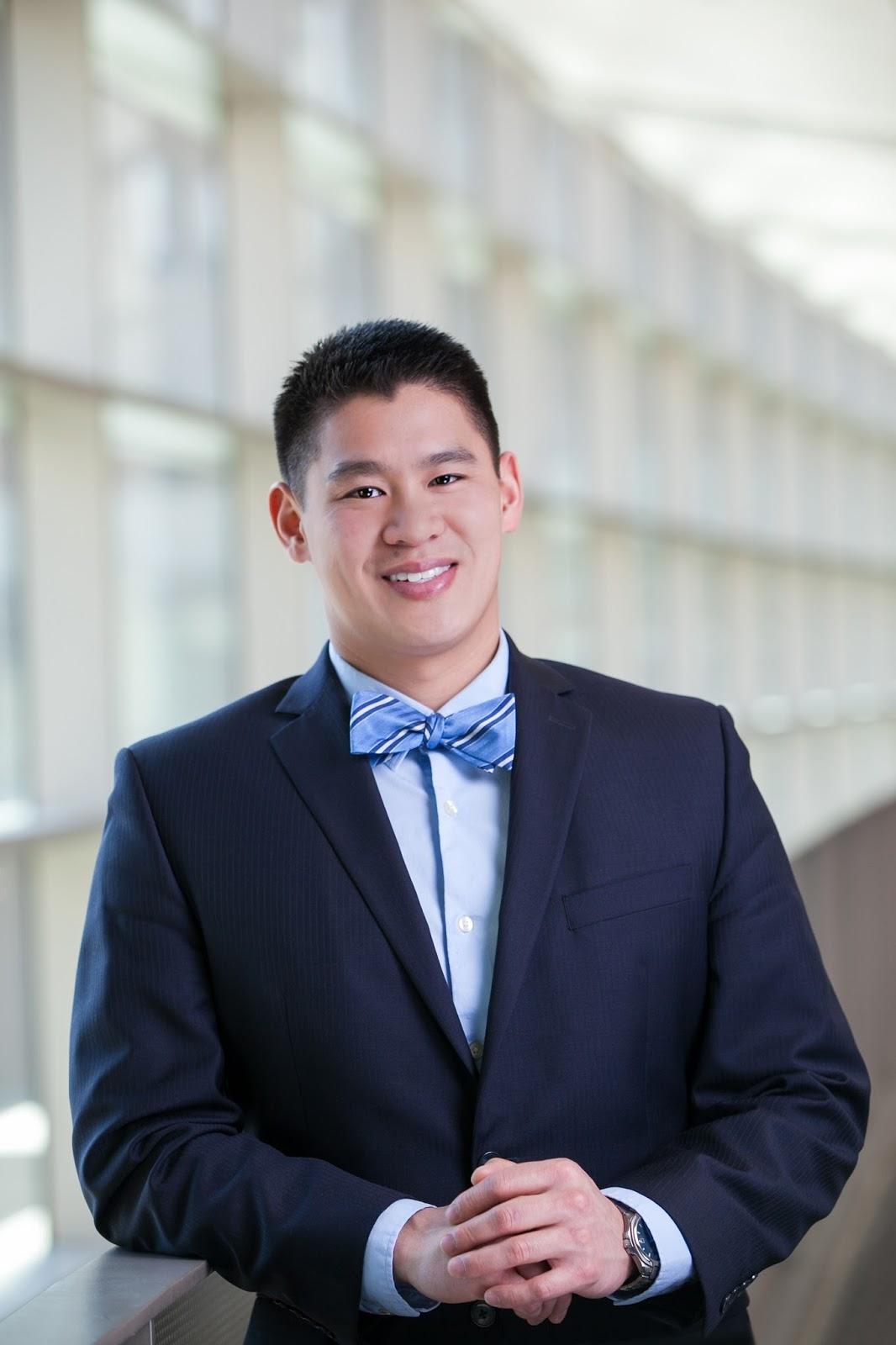 headshot of Hank J. Hoang, PharmD, MBA