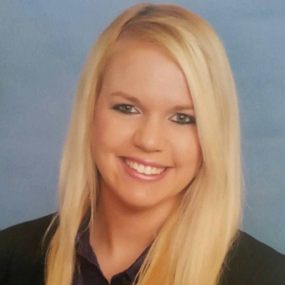 headshot of Shelby Leheny, Pharm D, B.S