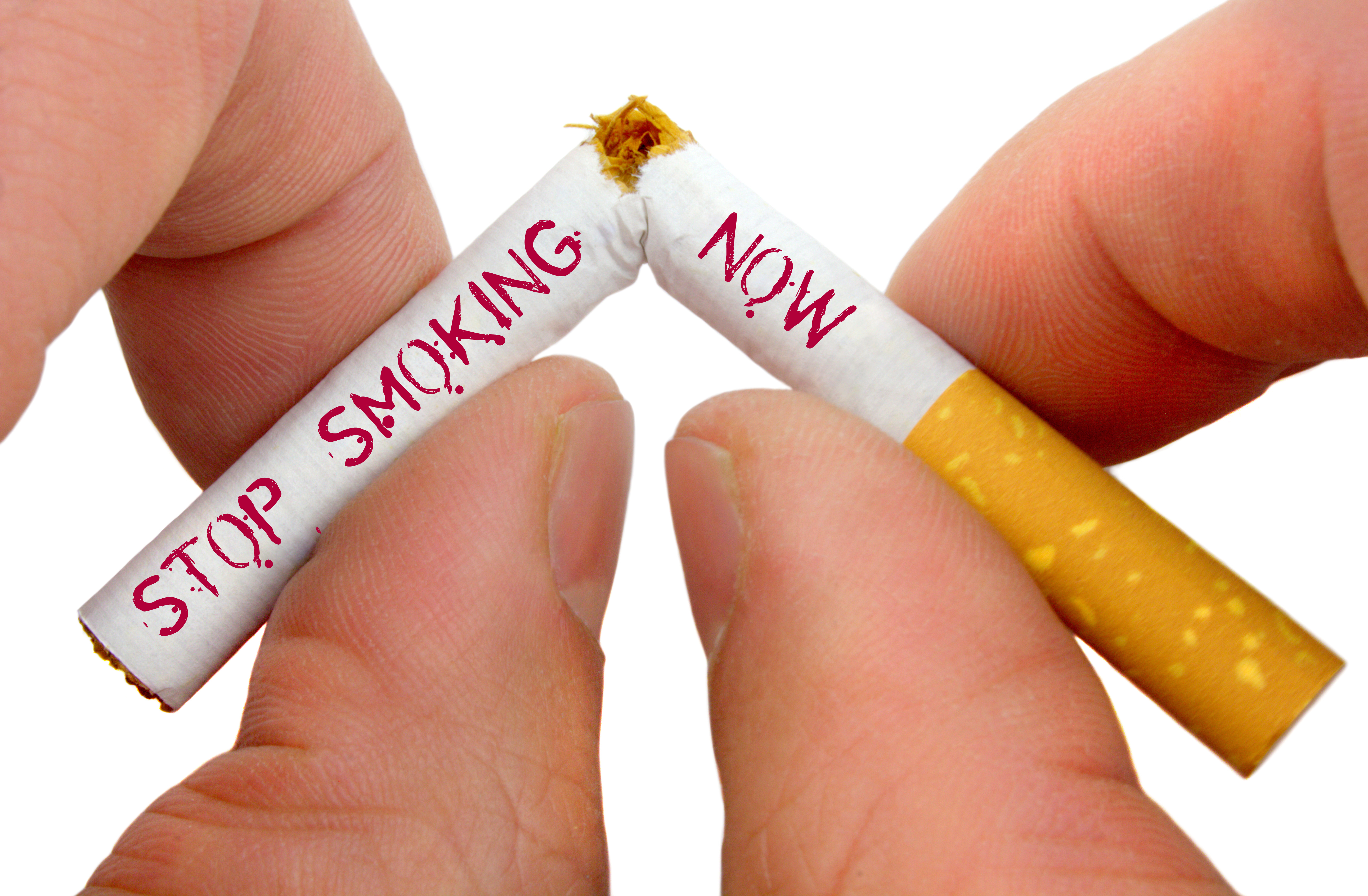 Quit Smoking Now or Suffer the Consequences