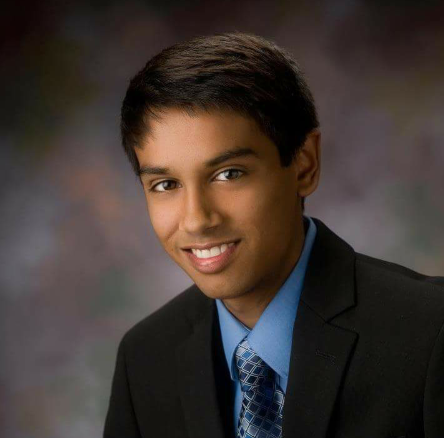 headshot of Shivam Patel, Pharm.D.