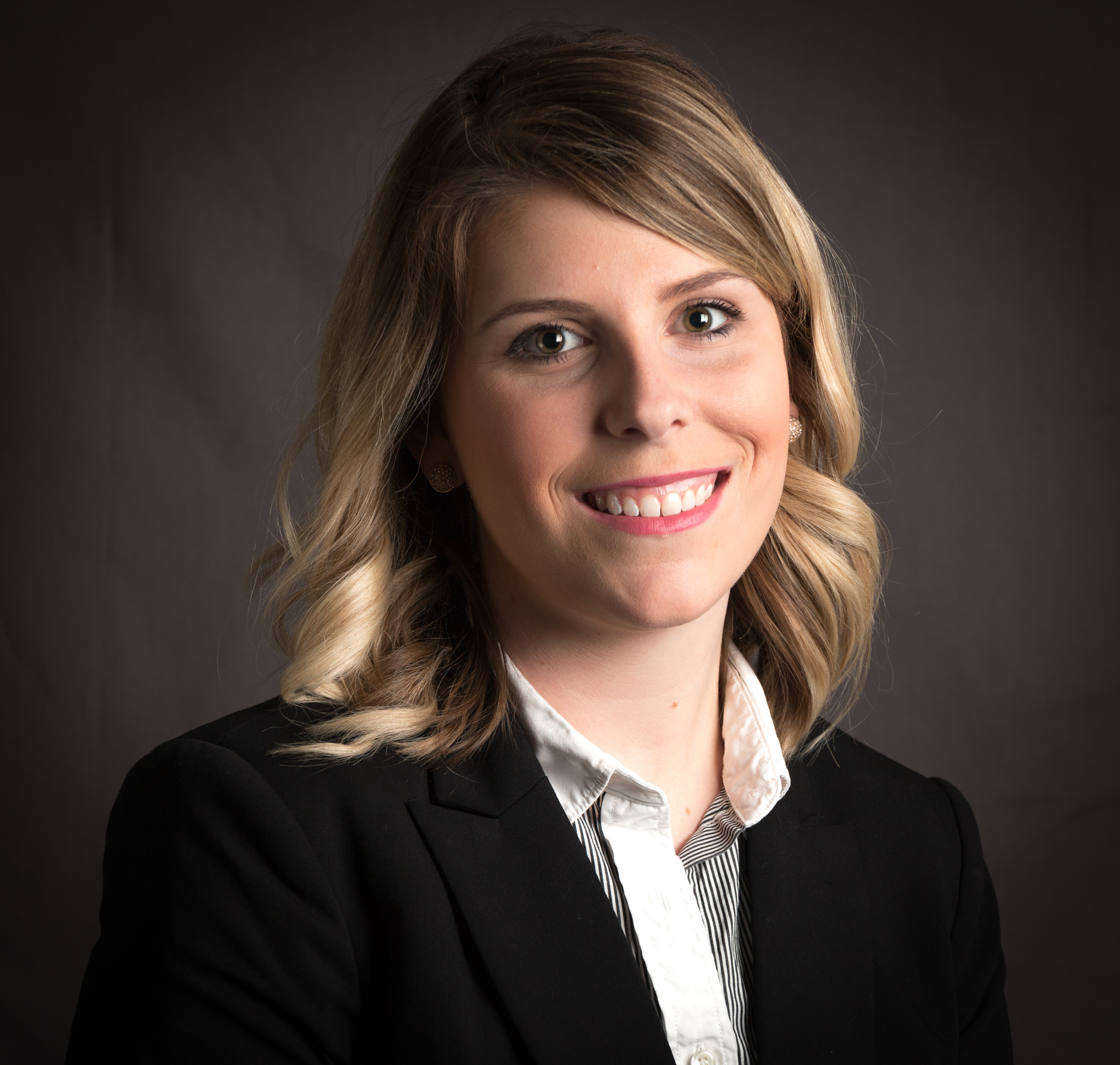 headshot of Erin Davidson, PharmD