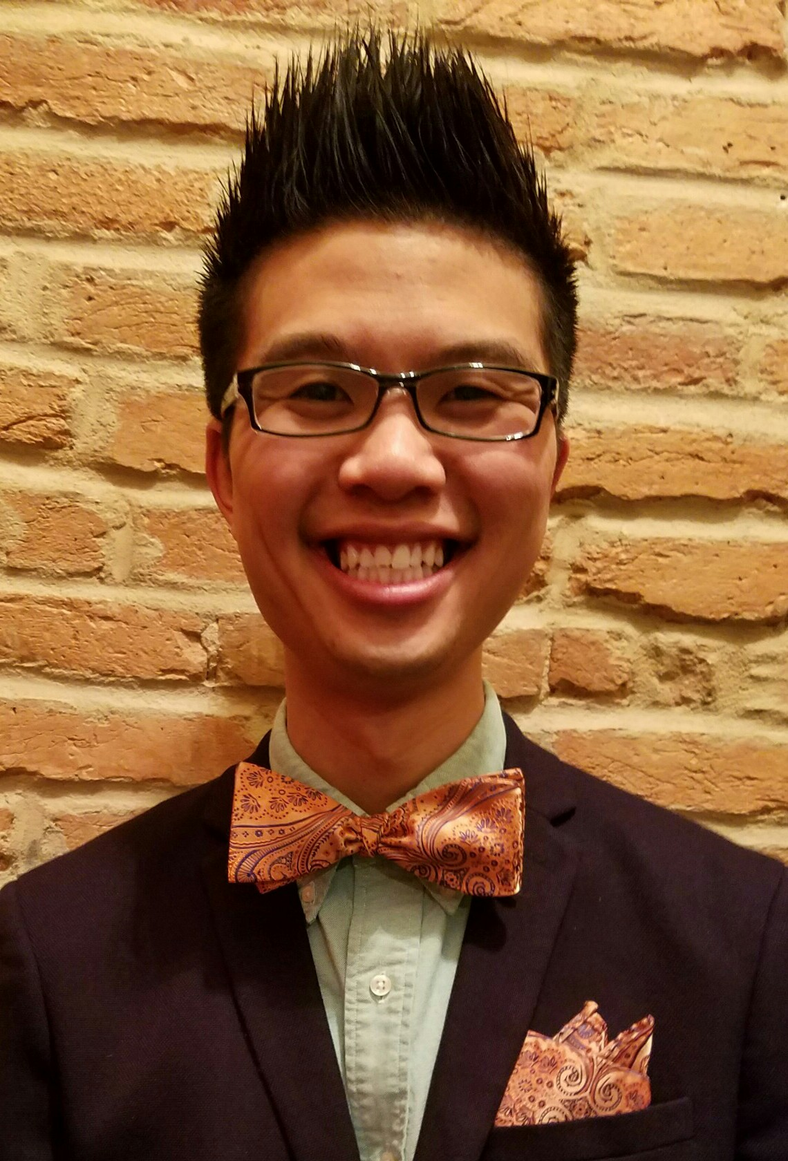 headshot of Charles Ng, PharmD-MBA Candidate 2017