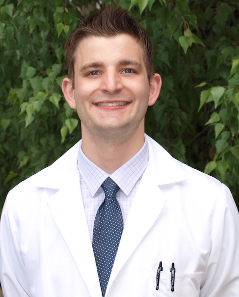 headshot of Sean Kane, PharmD