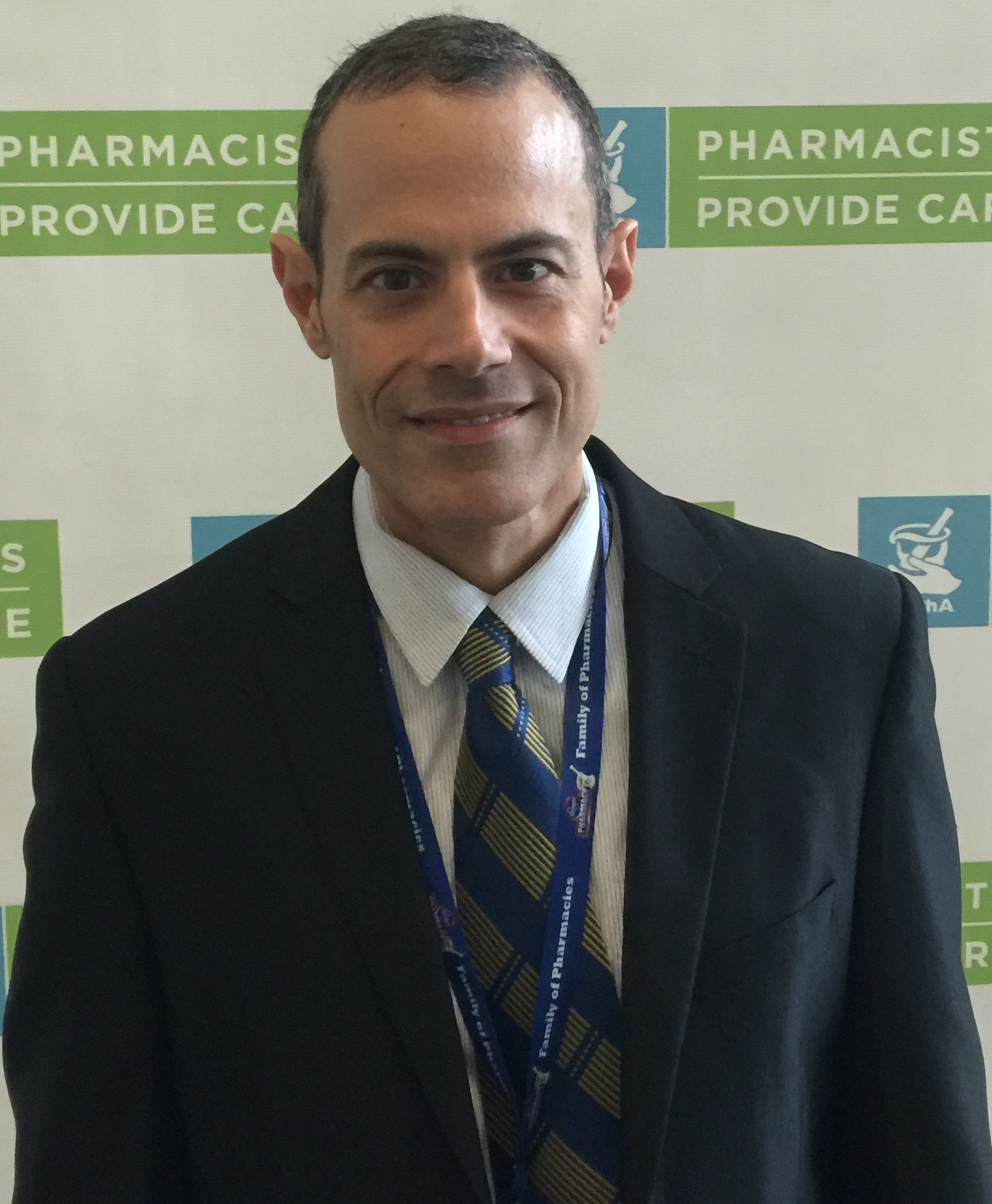 Larry Calemine, RPh, BS Pharm