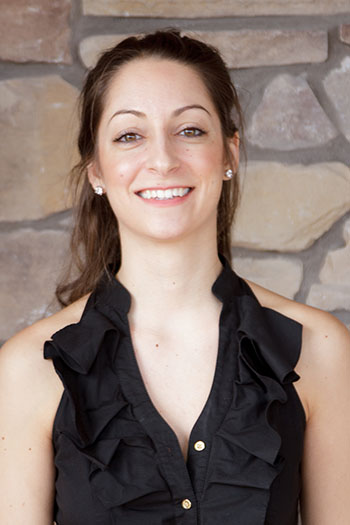 headshot of Dr. Christina Tarantola, PharmD, CHC, CHt