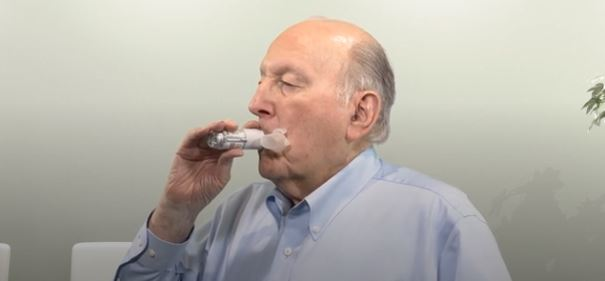 4. Daily Use of the Respimat Inhaler