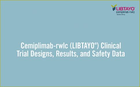Clinical Trial Data in Advanced CSCC