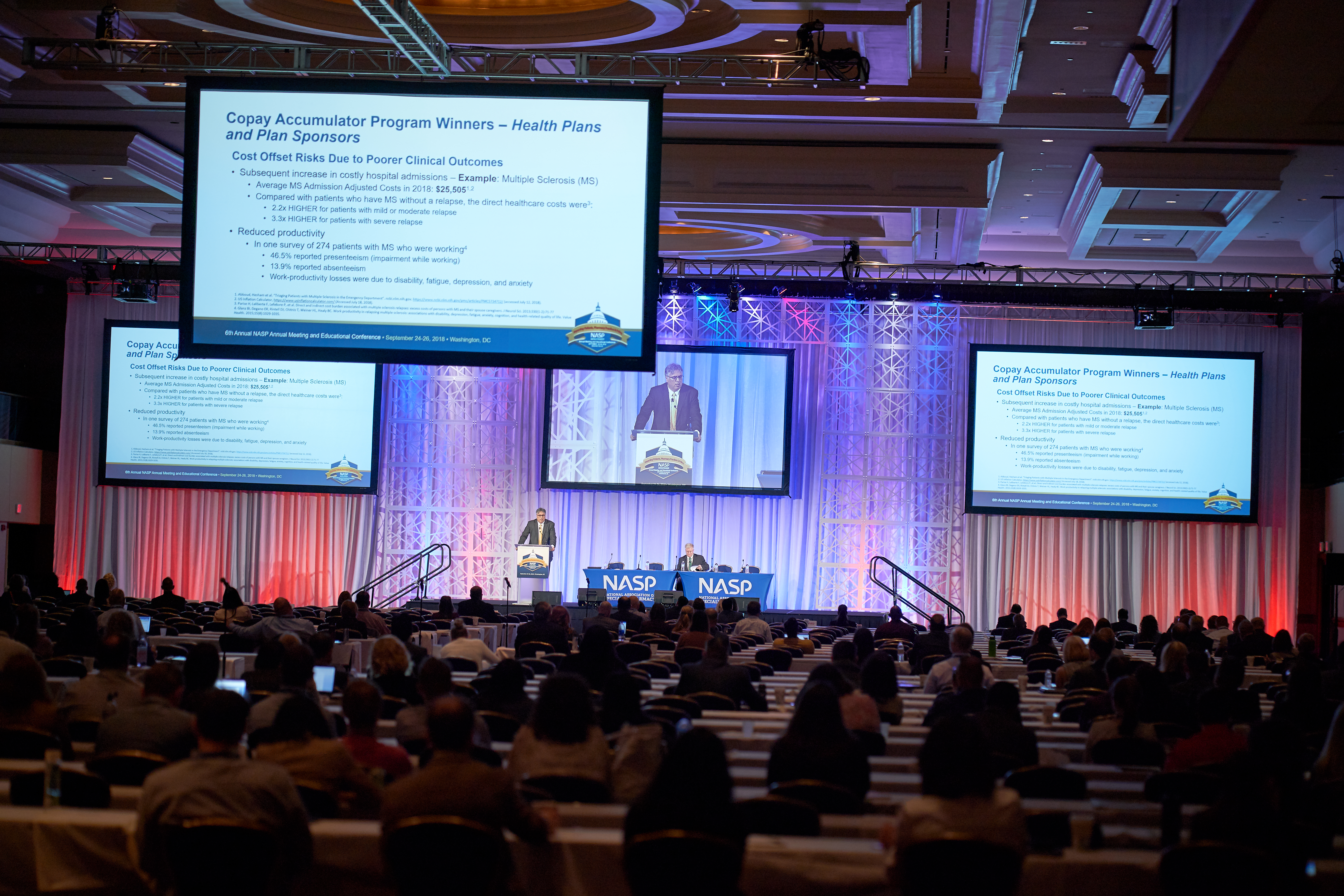 NASP 2019: A Doctor's Perspective on Specialty Pharmacy