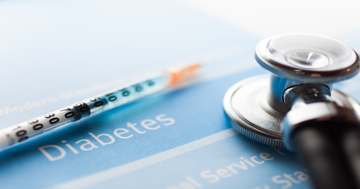 Diabetes Associated with Increased Risk of Non-Hodgkin Lymphoma