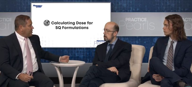 Calculating Dose for SQ Formulations