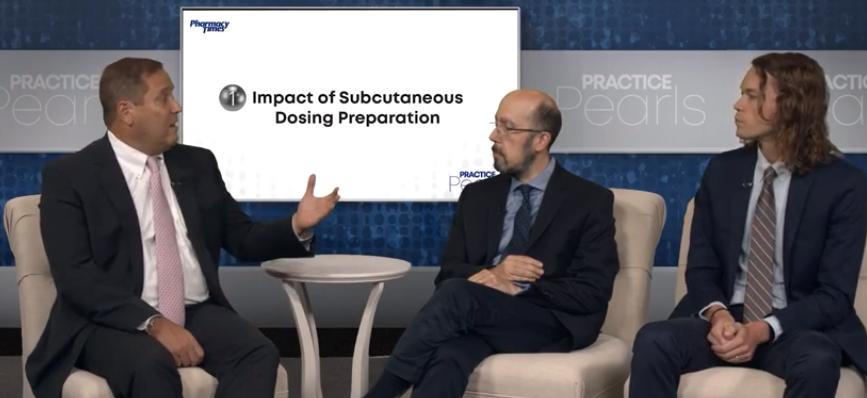 Impact of Subcutaneous Dosing Preparation