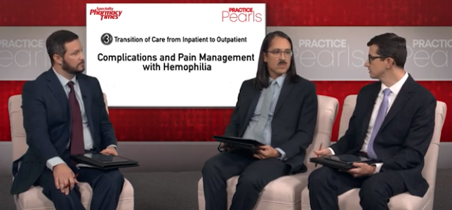 Hemophilia, specialty pharmacy, HSE
