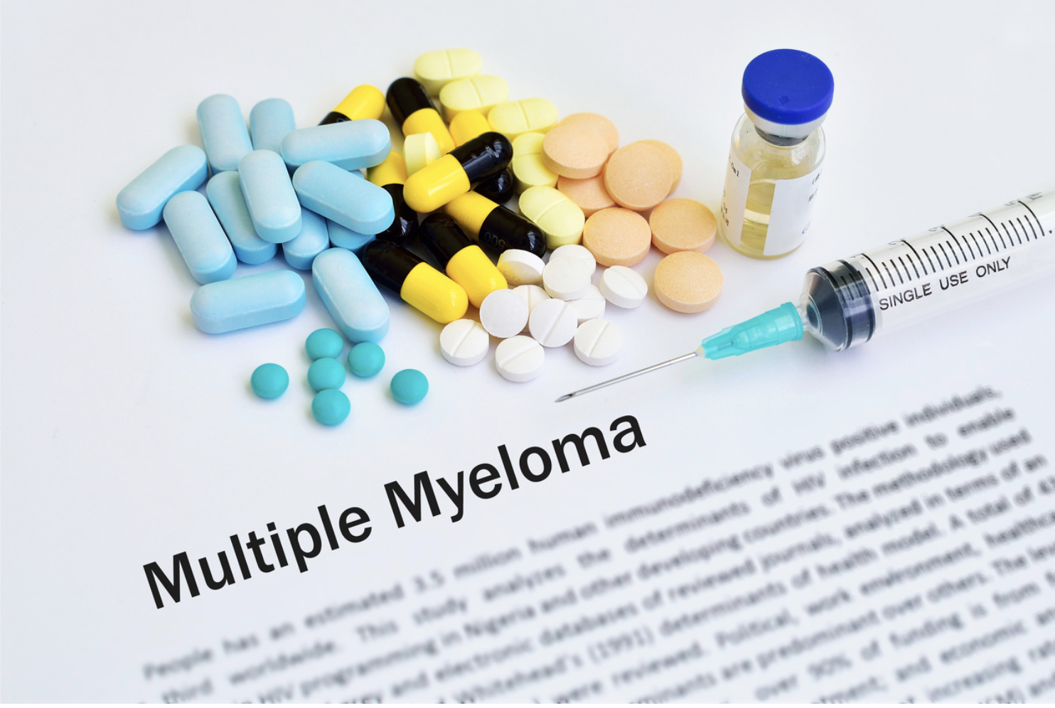 New Bispecific Monoclonal Antibody Shows Deep, Durable Responses in Relapsed, Refractory Multiple Myeloma