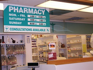 Laughter: The Medicine That Has a '$0 Copay and Unlimited Refills' at This Funny Man's Pharmacy