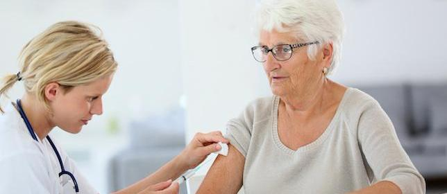 Increasing Immunizations Among the Elderly: Education Critical