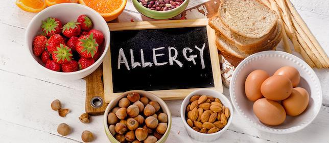 Five Food Allergens Pharmacists Should Know