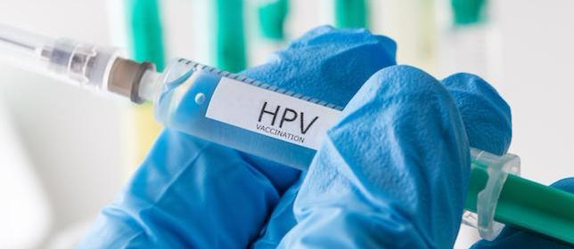 HPV Vaccine Use Expanded to Include Individuals Up to Age 45 Years