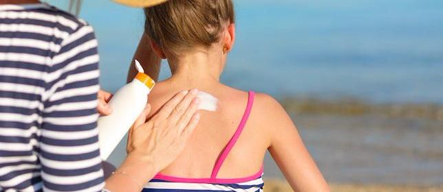 Sunscreen Reduces Skin Cancer Risk