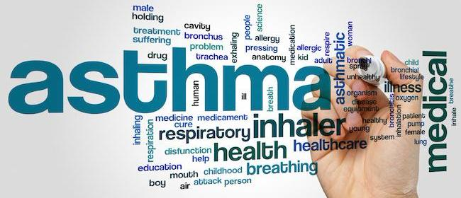 Need for Medication Increased With Overlapping Asthma Phenotypes