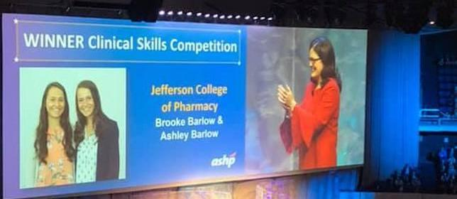 Industry Award Winners Recognized at ASHP Midyear 2018