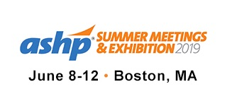 ASHP Summer 2019