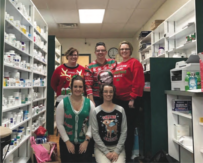 Pharmacy Focuses on Family, Technology