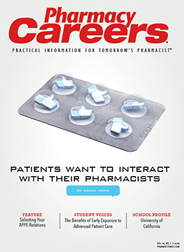 Pharmacy Careers Winter 2018 publication cover