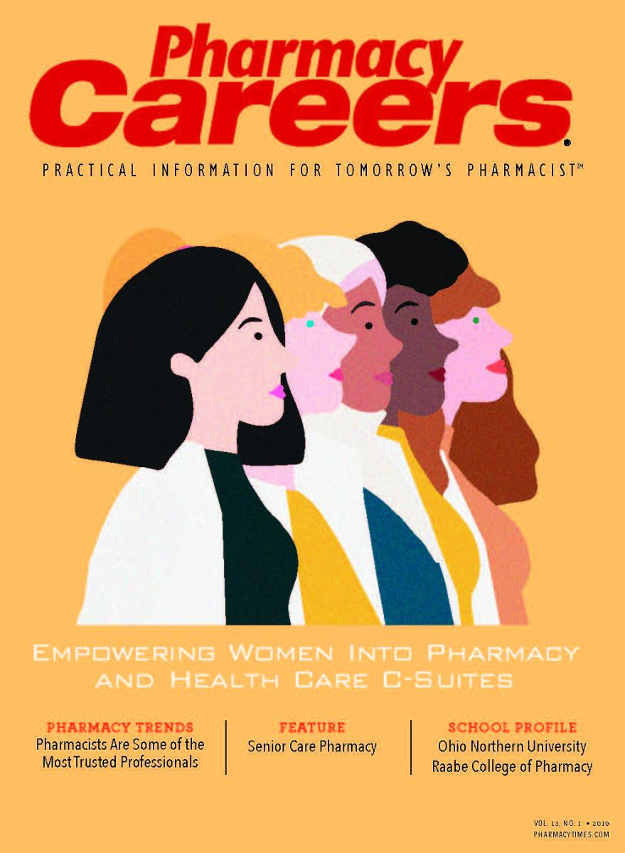 Pharmacy Careers Winter 2019 publication cover