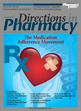 August 2014 publication cover