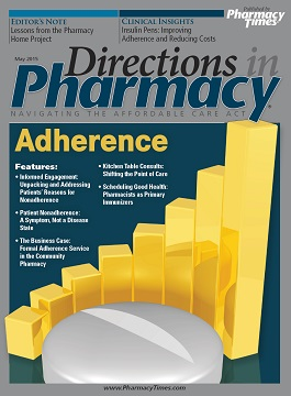 May 2015 publication cover
