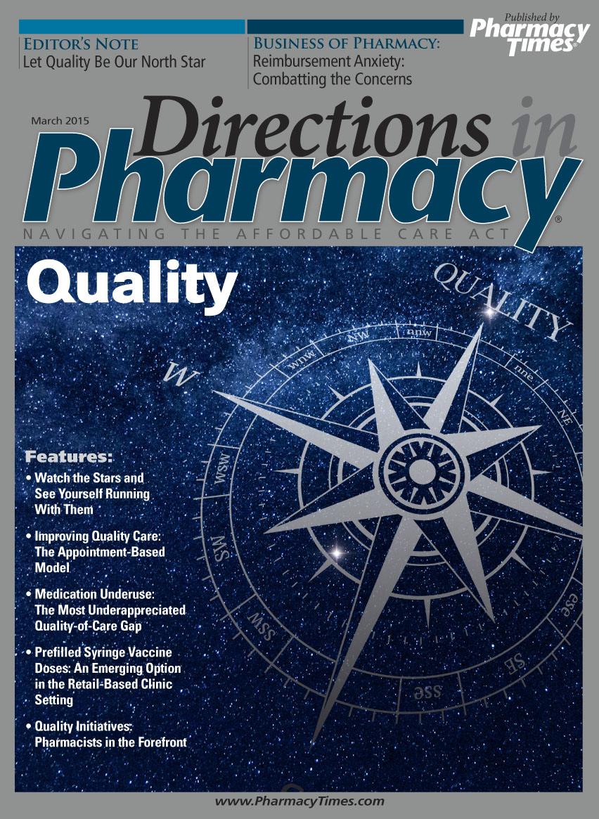 March 2015 publication cover