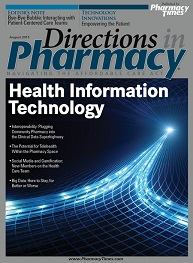 August 2015 publication cover