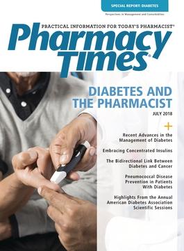July 2018 Diabetes Supplement publication cover