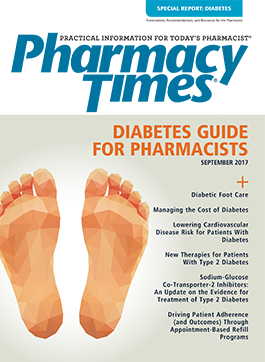 September 2017 Diabetes Supplement publication cover
