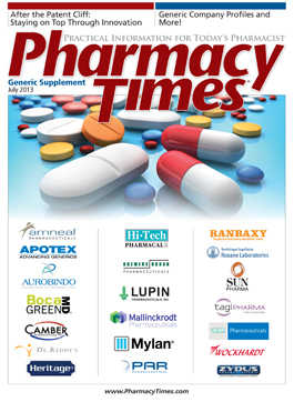 Generic Supplement 2013 publication cover